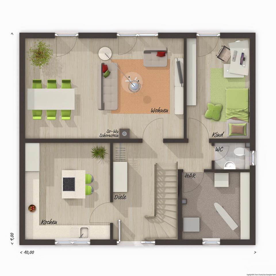 erster spatenstich in possenhain blog von town country halle. Black Bedroom Furniture Sets. Home Design Ideas